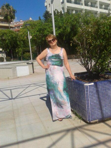 Amalia, 47 cherche un moment de detente